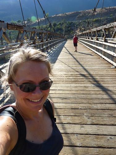 Lillooet - The Old Bridge - 2