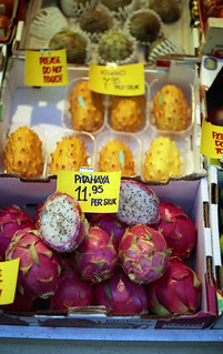 Exotic fruit in Amsterdam