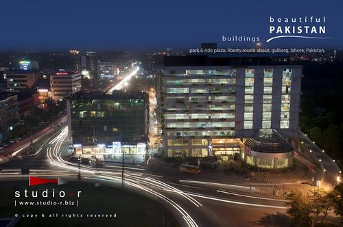 Park & Ride Plaza, Gulberg, Lahore.