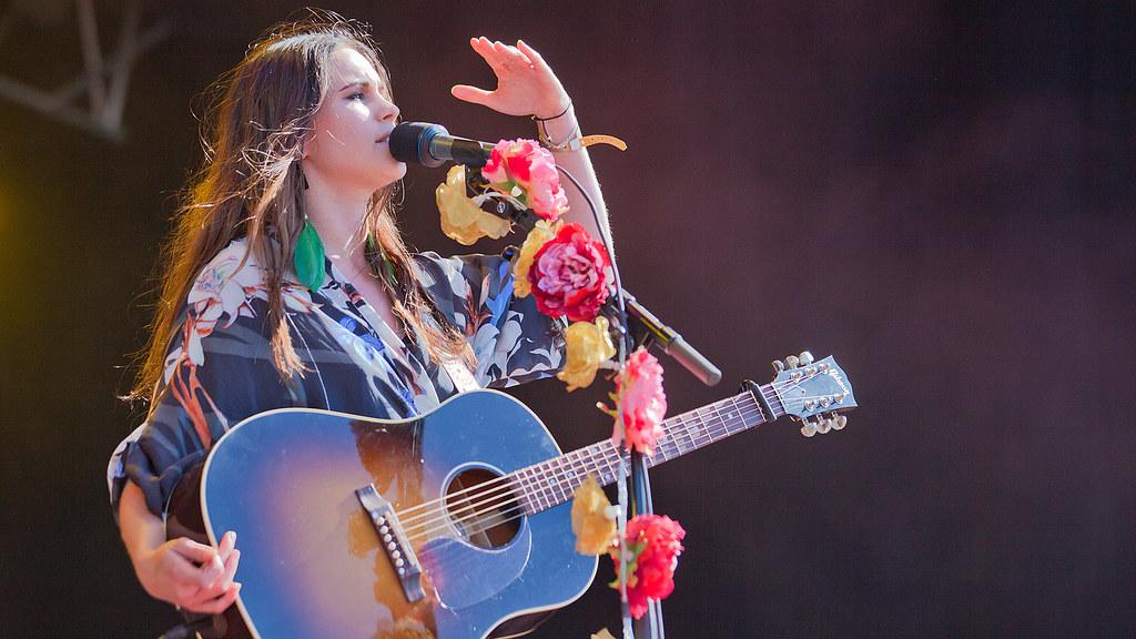 Ida Jenshus - Øyafestivalen 2011