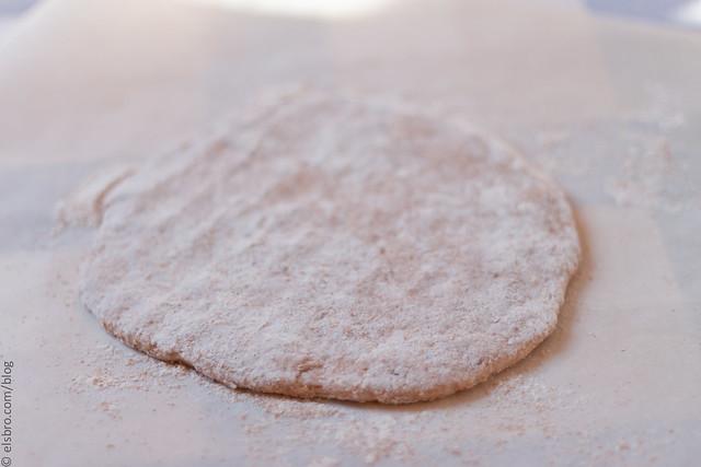 Whole Wheat Crust