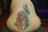 Cover-Up Dog and butterfly James Danger Harvey,The