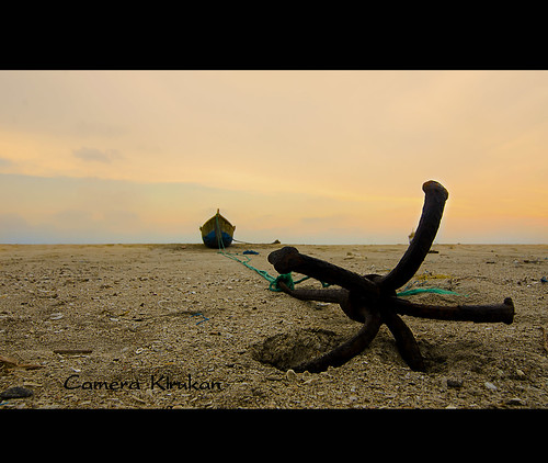 camera sunset sea boat sand nikon wideangle tokina hues shore anchor rameshwaram dhanushkodi 1116mm d7000 kirukan
