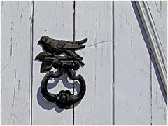 les portes du vieil Alby.....C'est l'huis!