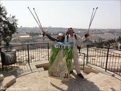 ©110708 (12) Von Basel bis nach Jerusalem haben wir Gottes Treue täglich erlebt