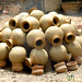 Ceramic Pots Cooking Over Kiln - Najirpur, Bangladesh