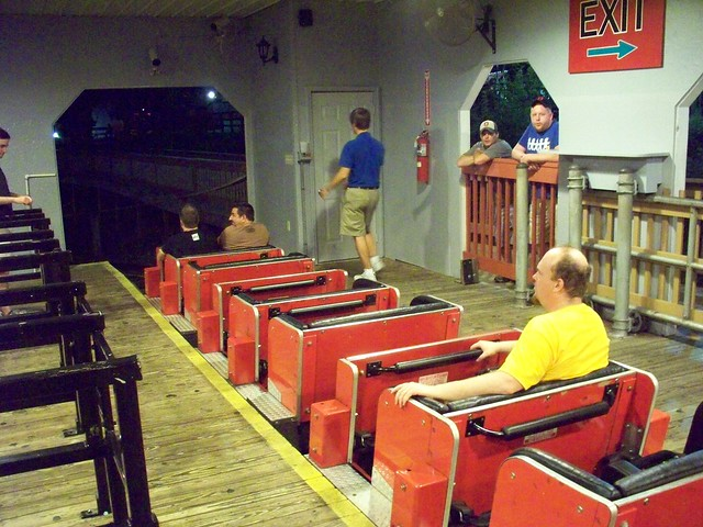 Holiday World - The Raven Station