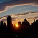 Manhattanhenge Panorama