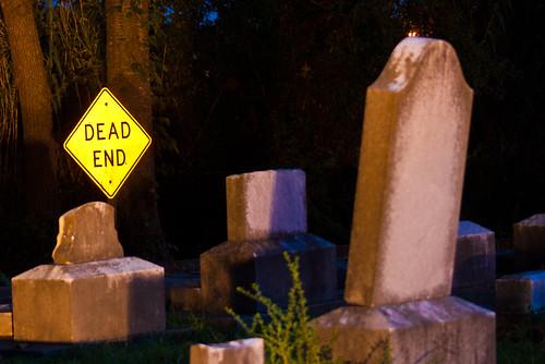longexposure cemetery grave graveyard sign night georgia graves gravestones deadend lagrange troupcounty thesussman hillviewcemetery sonyalphadslra200 shadowlawncemetery