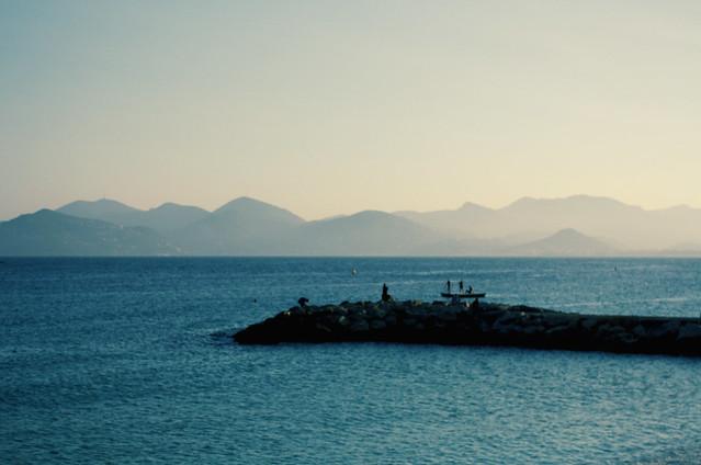 summertime, Côte d'Azur