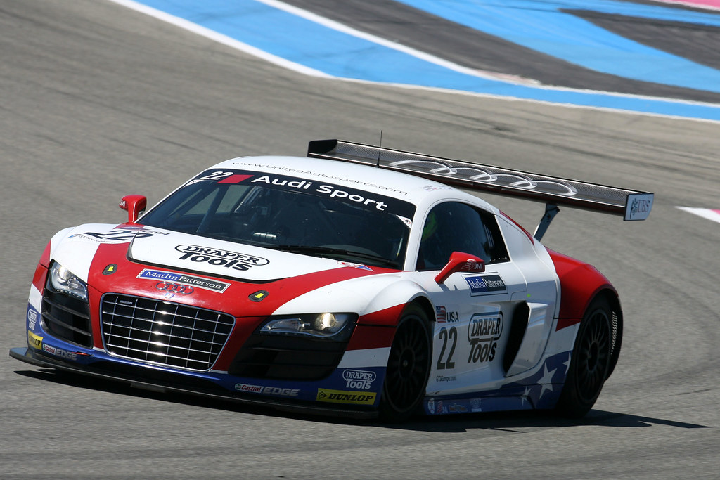 FIA GT3 - Paul Ricard; July 2011