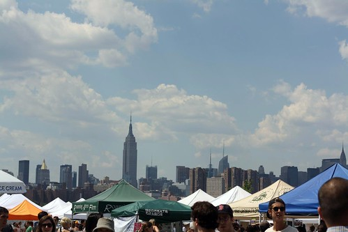 Smorgasburg (Williamsburg food market)