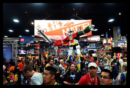SDCC 2011 - Crowds