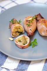 Stuffed squids...Italian way