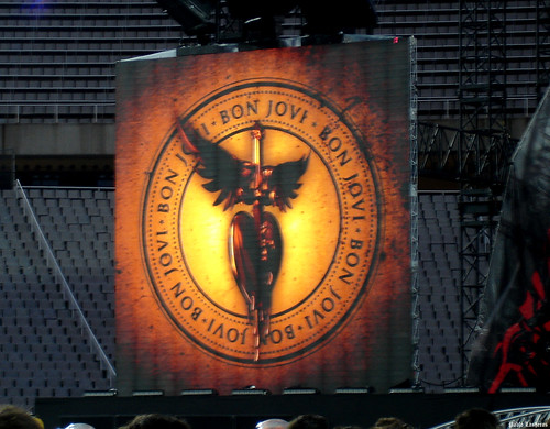 Bon Jovi Open Air, Barcelona