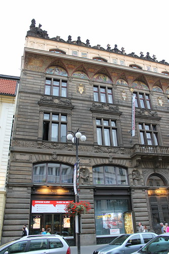 Unicredit Bank, Prague