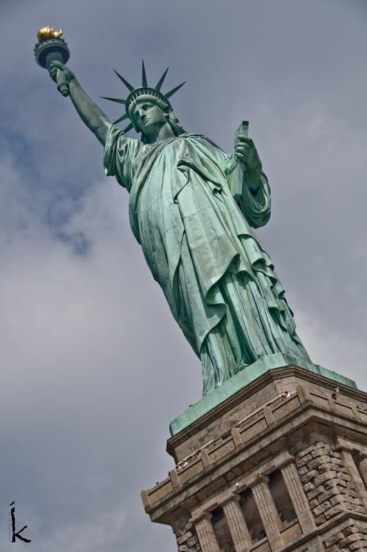 Statue Of Liberty/Estatua de la Libertad