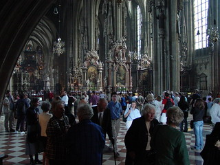 Stephansdom (St. Stephen's Cathedral), Vienna, 2002