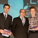 Fri, 2011-07-22 15:13 - Team Canada-MILSET member David Pellerin receives an all expenses paid trip award to MOSTRATEC 2011 in Brazil.
