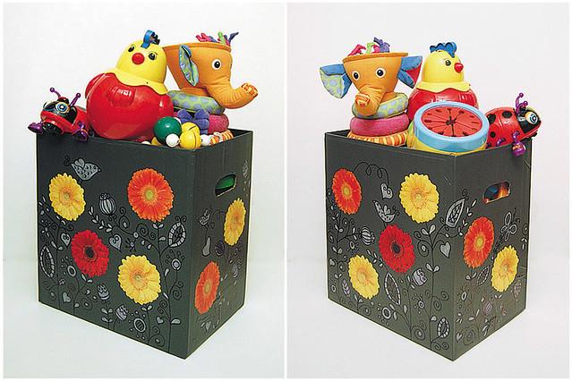 Коробка_цветы 3