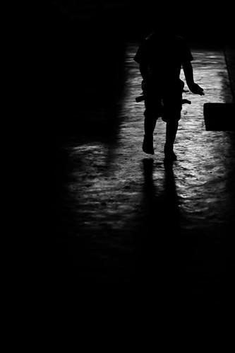 Life in the Dark!