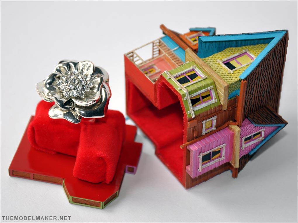 Up custom ring box themodelmaker for Custom made ring box