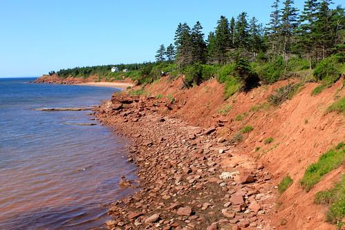 ocean shore princeedwardisland pei