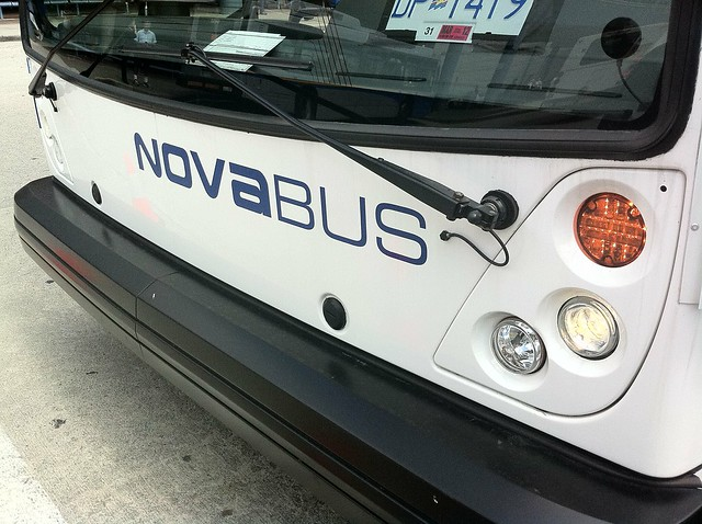 Nova Bus LFX