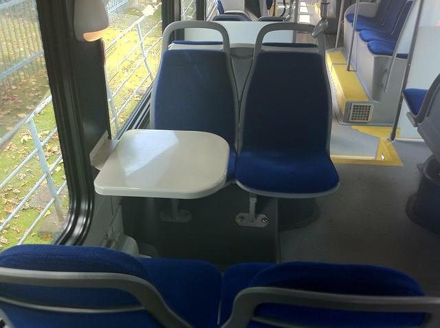 Nova Bus LFX table