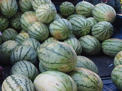 Shreveport Farmers' Market: Melon avalanche
