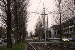 Tram Tracks North Melbourne