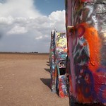 Cadillac Ranch 16, Amarillo, Texas