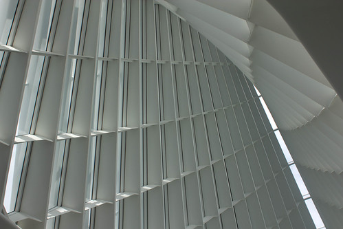 At the Milwaukee Art Museum
