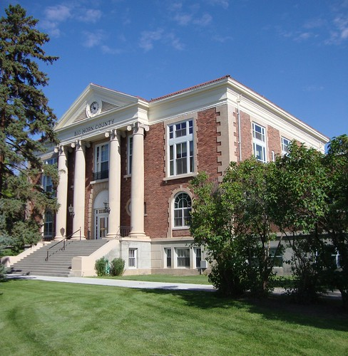 Big Horn County Courthouse (Basin, Wyoming)