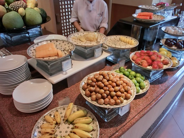 "Buffet Breakfast at ""CAFE RIVOLI"" Sofitel Saigon Plaza - Ho Chi Minh City, Vietnam"