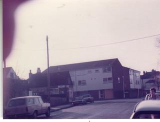 Park Road, Hythe 1982