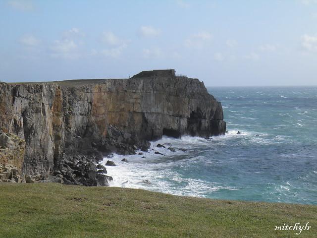 St Govan's Headland