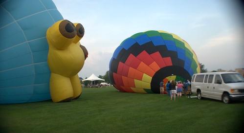 sky lexington 11 va hotairballoon vmi lexingtonva 7311 nikond60 balloonrally 732011 july32011 lexingtonsunriserotaryballoonrally