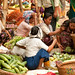 Marma Vegetable Vendors at Market - Bandarban, Bangladesh