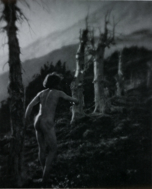 On Mt Rainier III, 1915, by Imogen Cunningham
