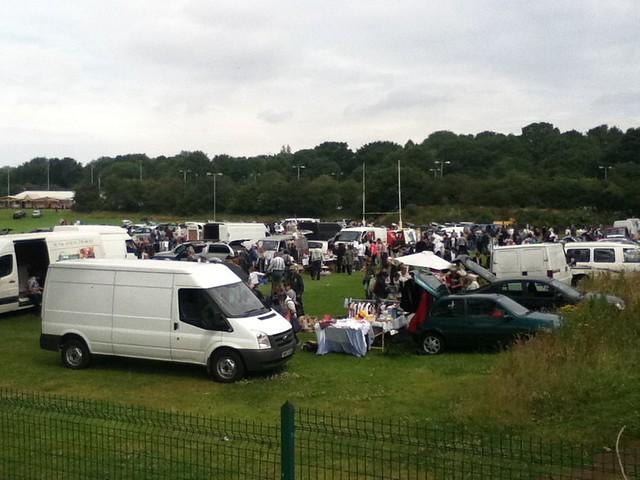 Burnage Rugby Club Car Boot Sale