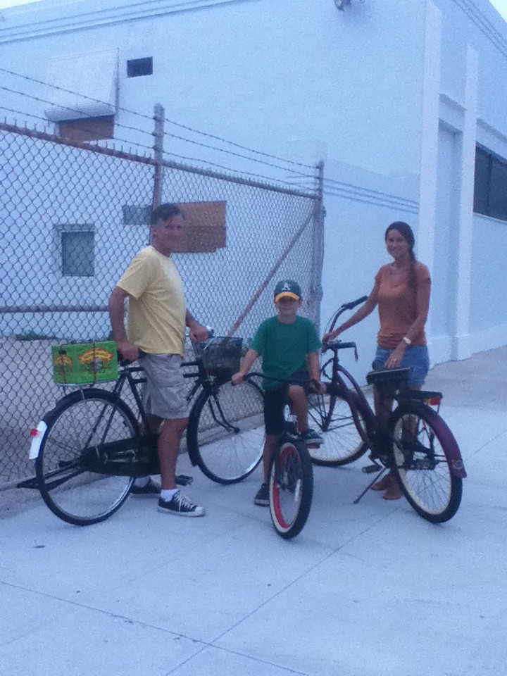 New Palm Beach Cycle Chic Family