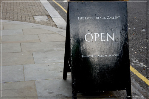 The Establishing Shot: THE LITTLE BLACK GALLERY - MIKE FIGGIS: KATE & OTHER WOMEN
