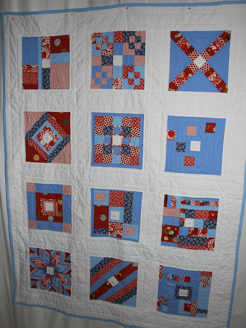 bee-autiful quilt front