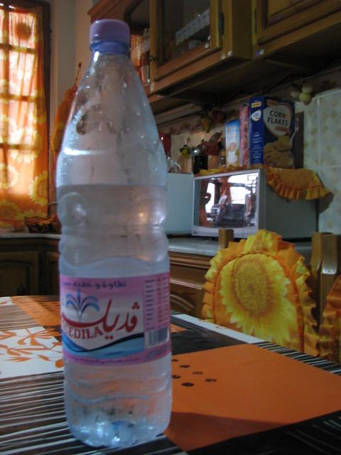 une bouteille d 39 eau bien fraiche flickr photo sharing. Black Bedroom Furniture Sets. Home Design Ideas