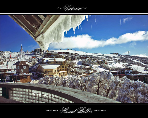 Mount Buller Sunshine