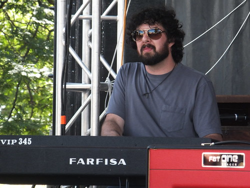 Brothers Chaffey at Ottawa Bluesfest 2011