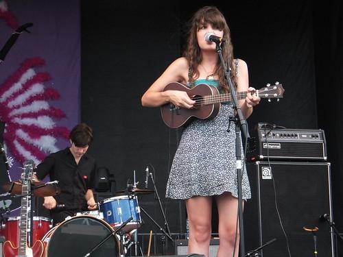 Tristen at Ottawa Bluesfest 2011