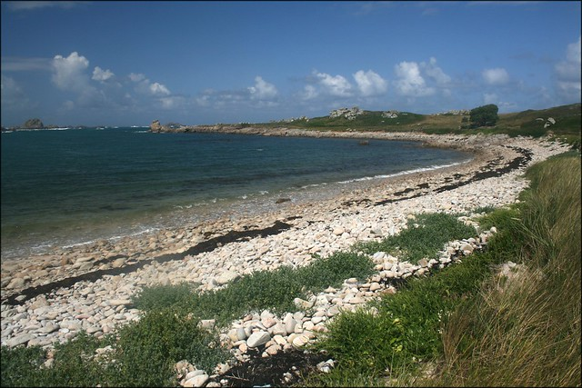 Rushy Bay, Bryher