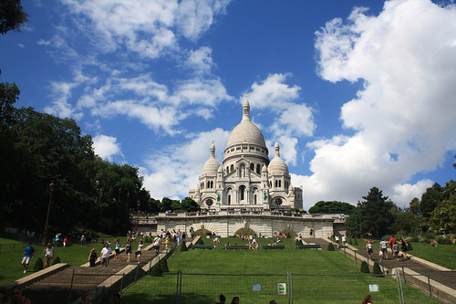Basilica of the Sacré Cœur (Paris)